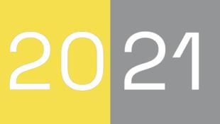 Szürke és sárga lesz az évünk
