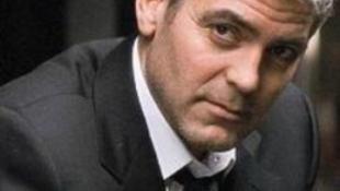 Életveszélyben George Clooney