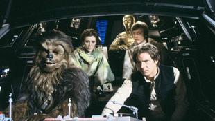 Star Wars 7. - visszatérnek a régi sztárok