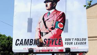 Hitler ruhát reklámoz