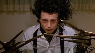 Johnny Depp az átalakulás mestere