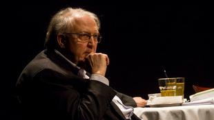 Életműdíjat kapott Zsámbéki Gábor