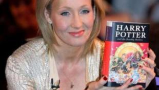 Mégse lopott a Harry Potter szerzője
