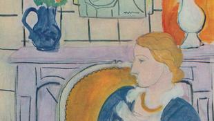 Kié lesz a kék ruhás Matisse?