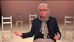 A koreográfus: Mihályi Gábor