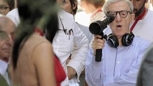 78 éves Woody Allen