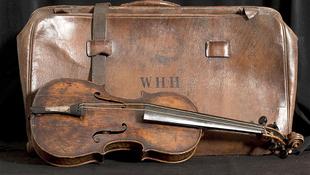Új gazdát keres a legendás hegedű