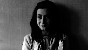 Kiderült, hogyan halt meg a tragikus sorsú Anne Frank