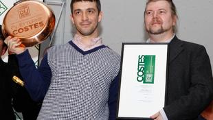 Kihirdették az Év Étterme díj győztesét