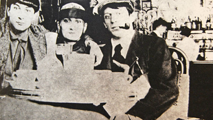 Picasso és Cocteau a Balaton partján