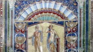Felújítják az olaszországi Herculaneum mozaikjait