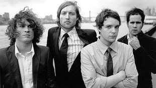 A The Killers húzza le a rolót a Nagyszínpadon