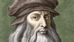 Ilyen volt Leonardo fiatalon?