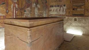 Lemásolták a fáraó sírját