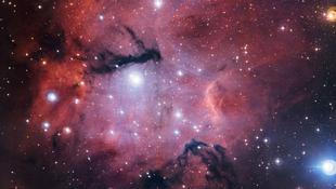 Színes csillagbölcsőt kaptak lencsevégre