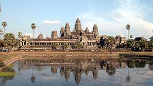 Így épült valójában a világhírű ázsiai templom