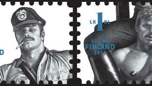Erotikus képek a finn bélyegeken