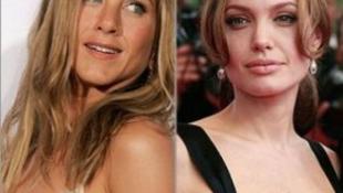 Aniston már megint csak Jolie nyomában kullog