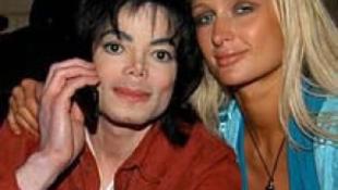 Paris Hilton máris Michael Jacksonnal próbálkozik