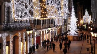 Összefogtak a budapesti bevásárlóutcák