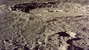 Egyre több a kráter a Holdon?