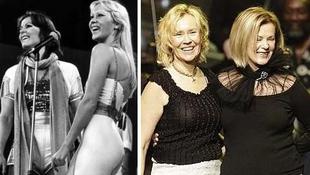 Újra együtt az ABBA-lányok!