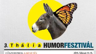 Főszerepben a humor