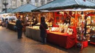 Pénteken nyílik a Karácsonyi Vásár
