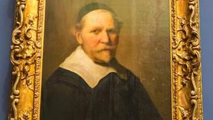 Rembrandt-kép bujkált a kastélyban?
