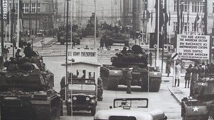 Visszatér Berlinbe a hidegháború