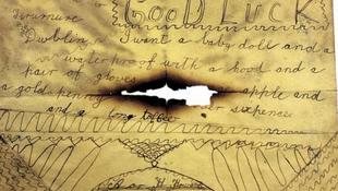 A legaranyosabb 100 éves levél a Télapónak