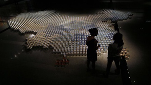 A tejporbotrány insirálta Ai-Wei-wei-t