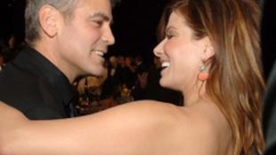 Clooney most egy Oscar-díjas színésznőre vetette ki hálóját