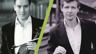 Felrázta a zenei életet a két magyar fiatal