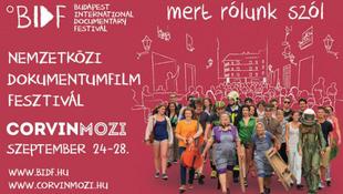 Kezdődik a nemzetközi dokumentumfilm-fesztivál Budapesten