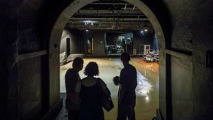 Milliós károkat okozott a vihar a színházban