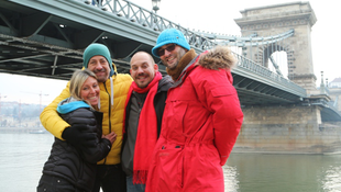 Boldog videó Budapestről