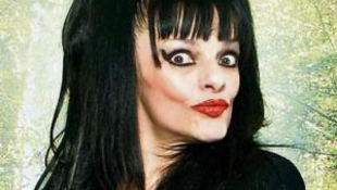 Nina Hagen a CAFe Sátorban