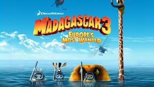 Lehúzták a Madagaszkár harmadik részét
