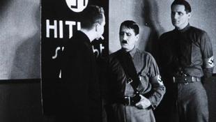 Megtalálták a Hitler-filmet
