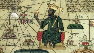 Afrikai uralkodó a történelem leggazdagabb embere