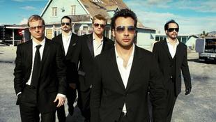 Újra együtt a Backstreet Boys