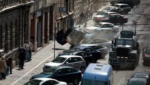 Világhírű filmsztárok lepik el Budapest utcáit