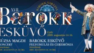 Az év leglátványosabb magyar esküvője