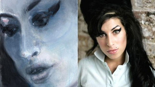 Kiállítják az elhunyt popsztár portréját