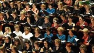 Több százan éneklik majd a különleges művet