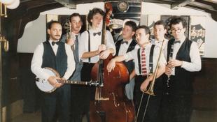 30 éves  a Studium Dixieland Band