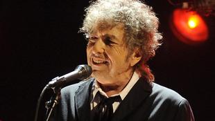Lovagi címet kapott Bob Dylan