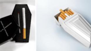Eltűnnek a logók és a feliratok a cigarettákról?