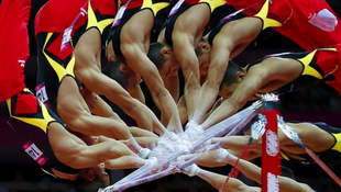 Robotokra bukkantak az olimpián